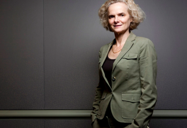 Dr. Nora Volkow, who heads the National Institute on Drug Abuse, explains how emerging science points to added challenges for these patient populations and the public health system. (Joshua Roberts/Bloomberg via Getty Images)